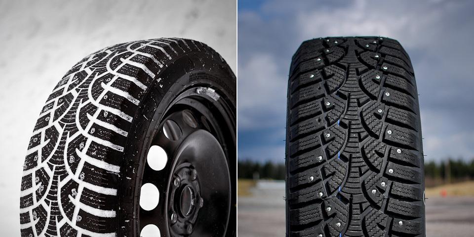 Сравнить зимние шины разных производителей 16 радиуса
