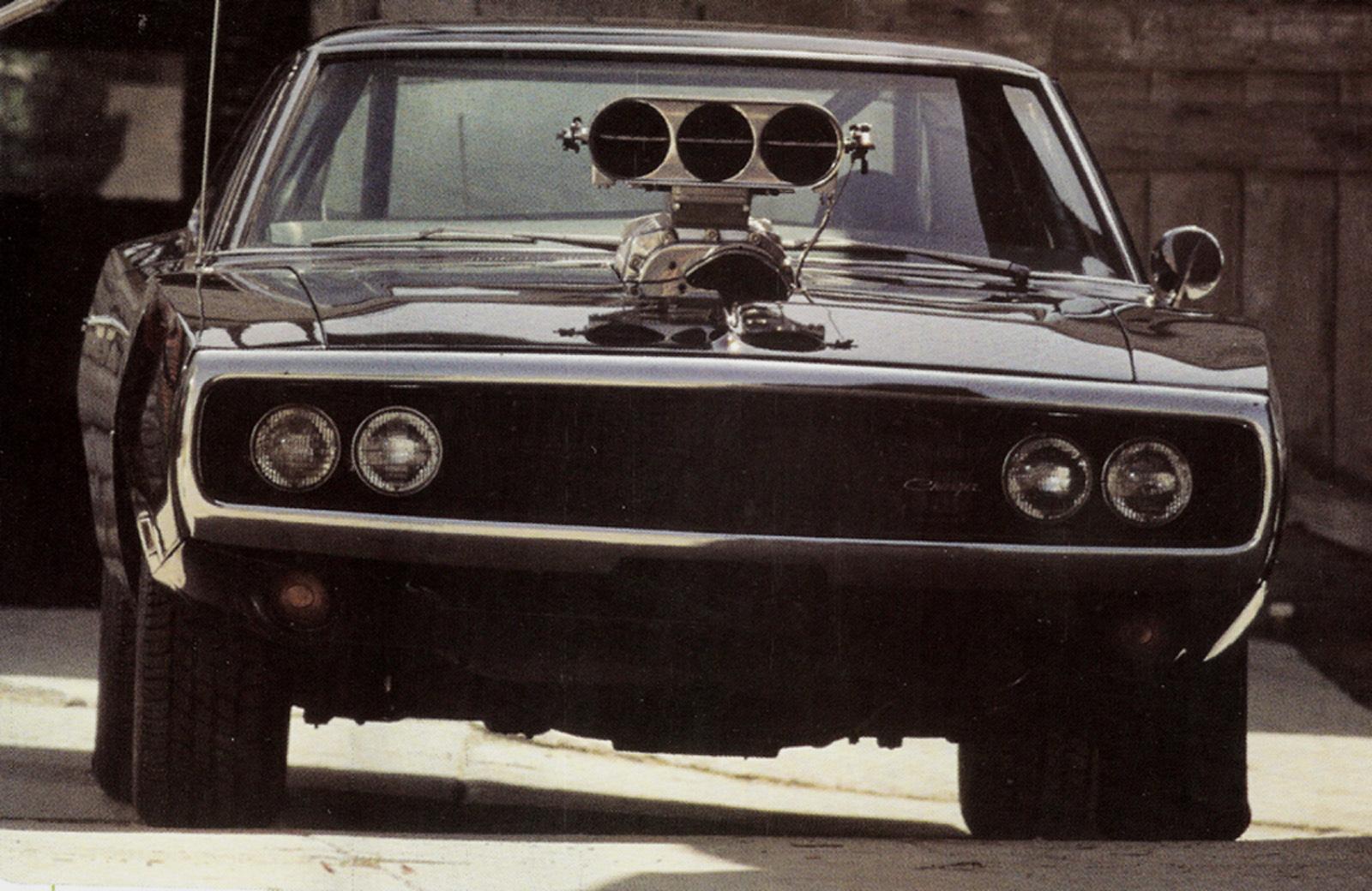 фото машины из форсажа