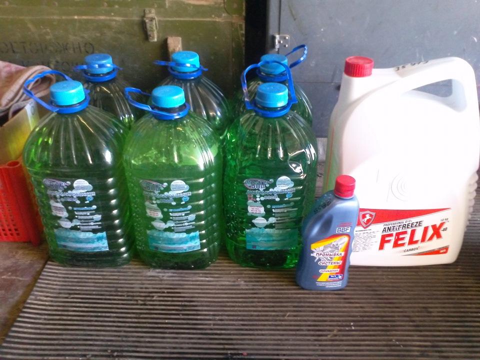 Фото №15 - как промыть систему охлаждения двигателя ВАЗ 2110 лимонной кислотой