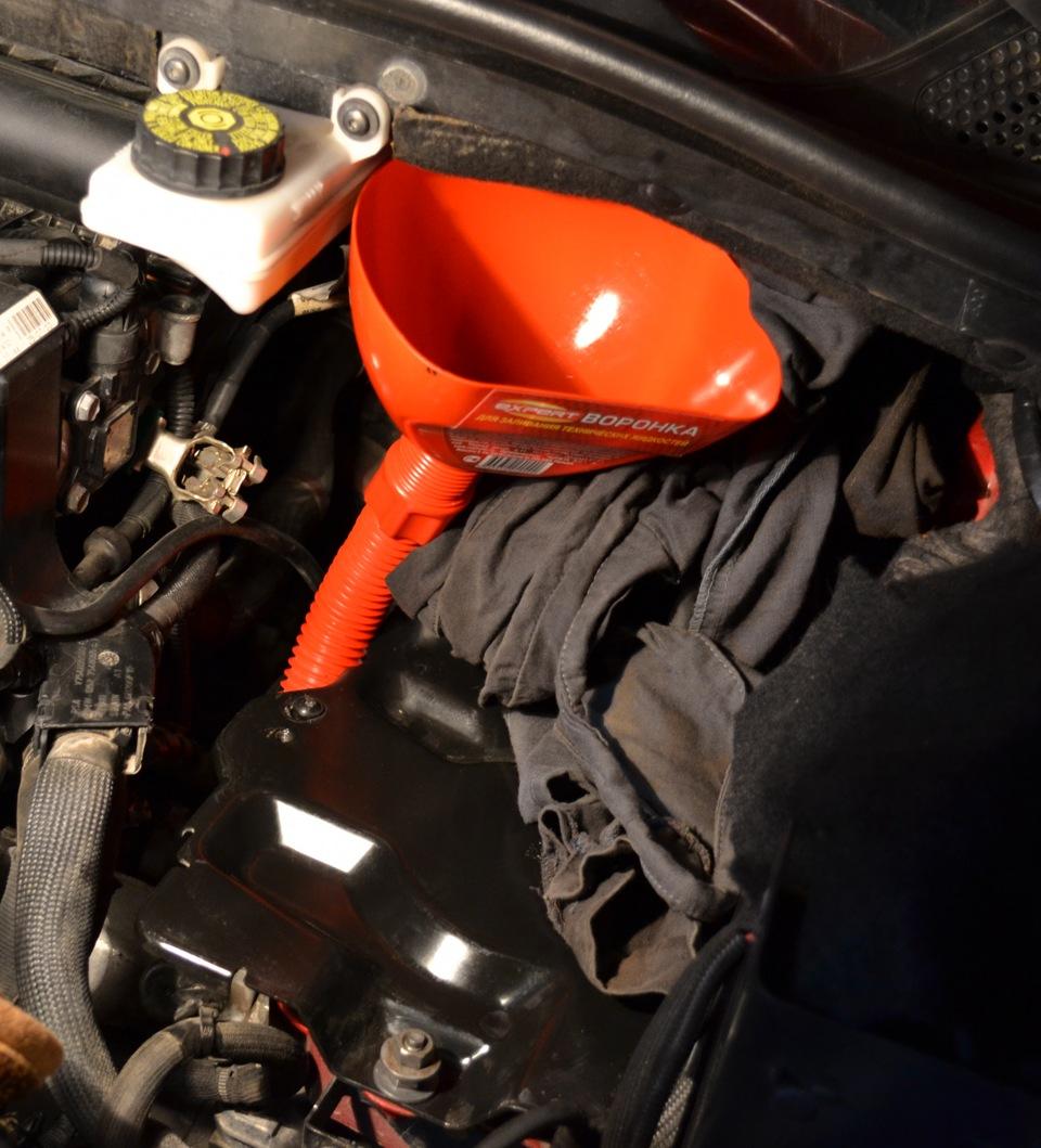 какое масло лить в двигатель ситроен с-4