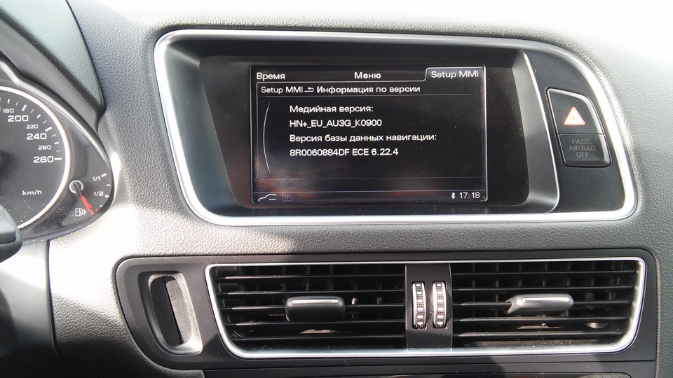 Upgraded MMI 3G and RNS-850 — logbook Volkswagen Golf 2013 on DRIVE2
