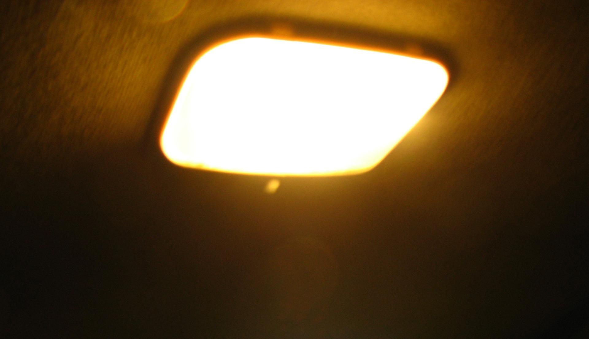 светодиодная подсветка салона автомобиля схема
