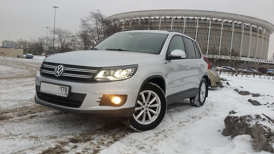 volkswagen tiguan 1 4 tsi 150 dsg6 drive2. Black Bedroom Furniture Sets. Home Design Ideas