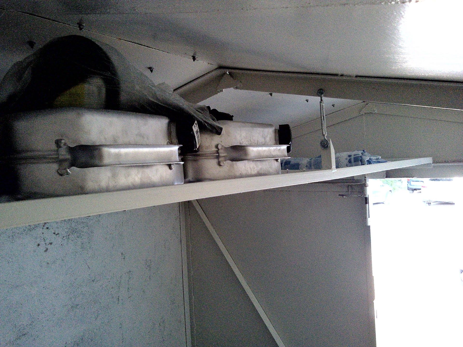 Как сделать полки в металлическом гараже цены железных гаражей бу