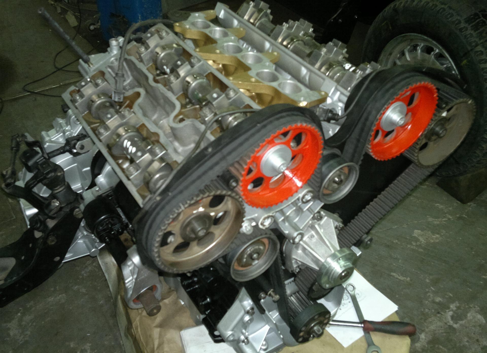 Мерседес капитальный ремонт двигателя своими руками