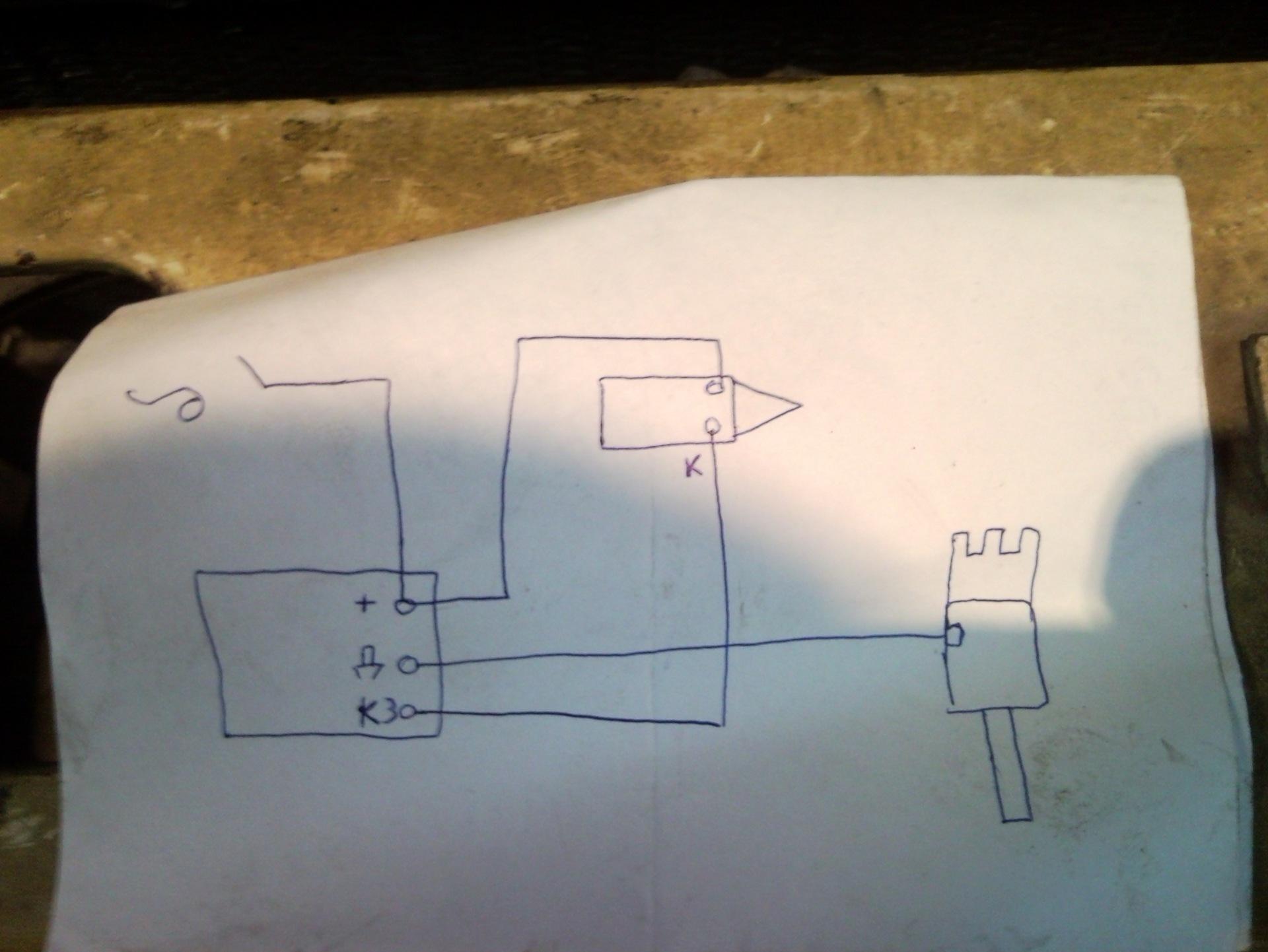 Схема подключения бесконтактного зажигания уаз