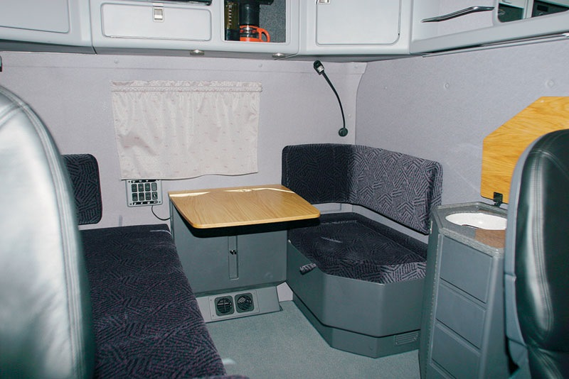 Scania longline drive2 for Interieur scania longline