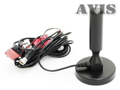 Автомобильный DVBT2 Цифровой ресивер с двумя антеннами