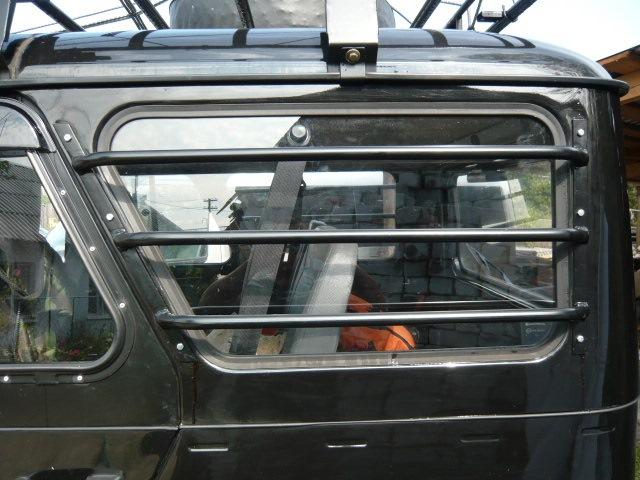 Защита боковых стекол уаз