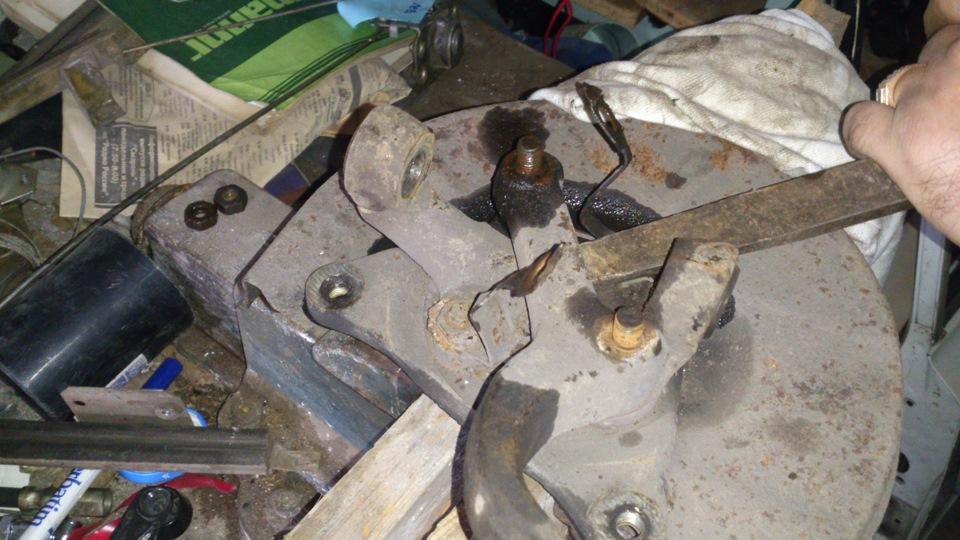 Ваз 2106 ремонт ходовая своими руками