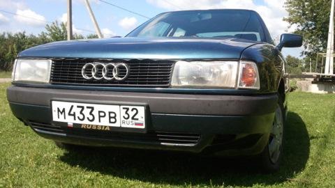 Audi 80 1.6 РР карбюратор