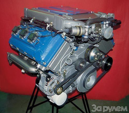 несколько поз как поставить мотор змз 511 на уаз буханка имеет право указать