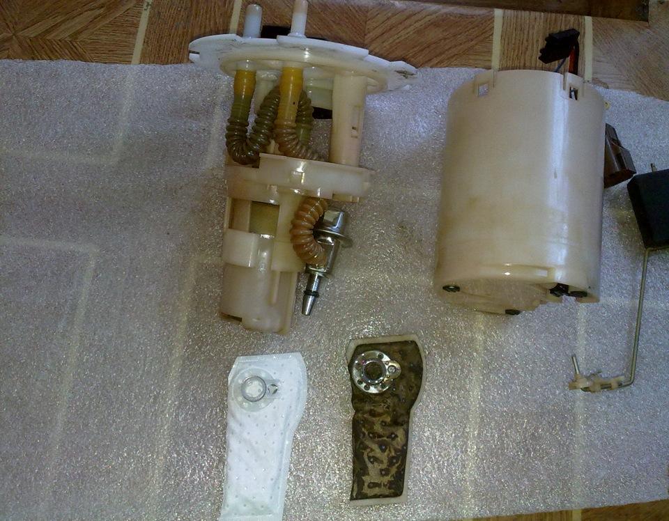 Шевроле ланос промывка форсунок своими руками