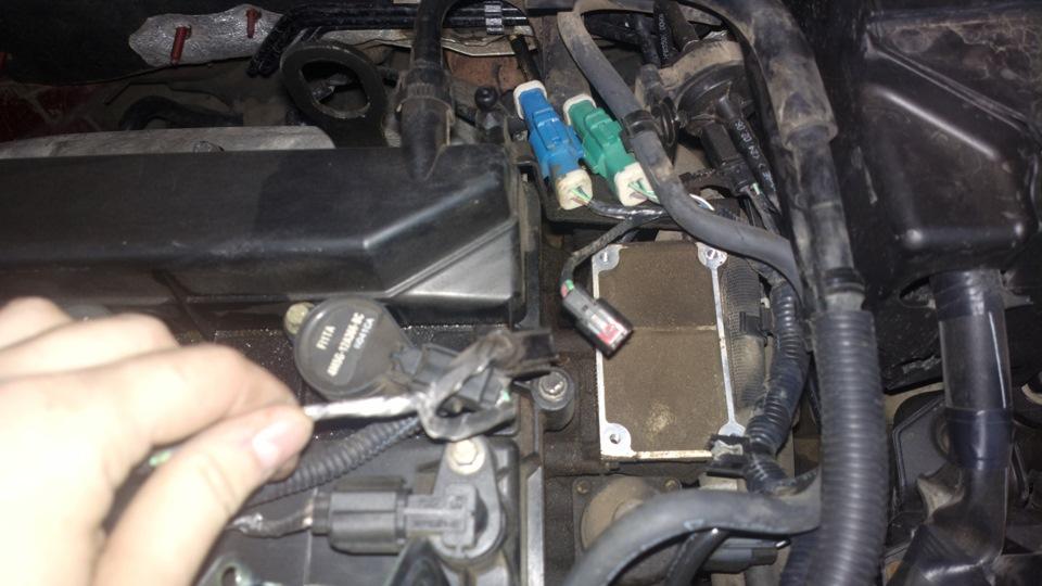 замена клапанов imrc ford focus 2