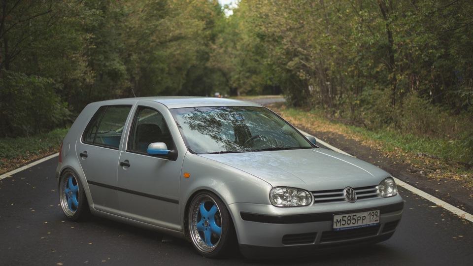 Volkswagen Golf 1998 — отзыв владельца evi585 — DRIVE2.RU