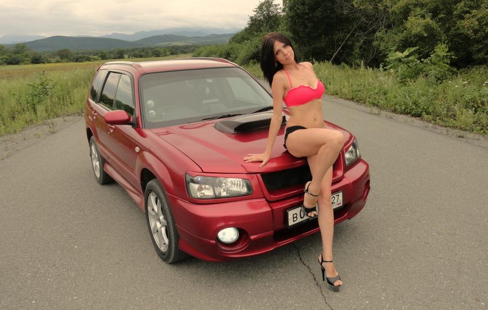 Subaru unveils its new fuks suv
