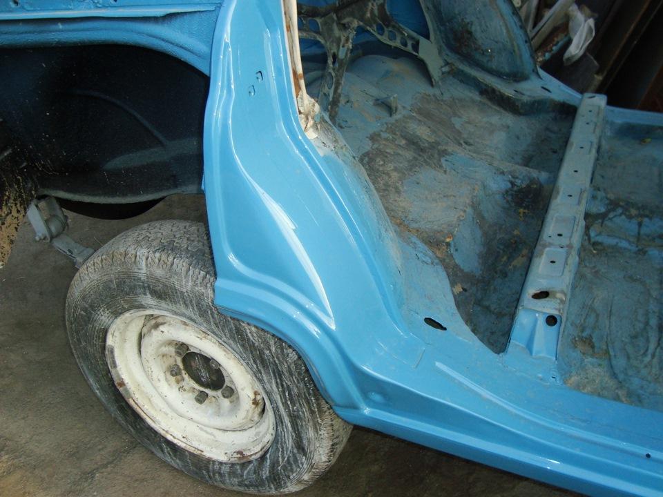 Газ 3110 ремонт кузова своими руками - Секрет мастера