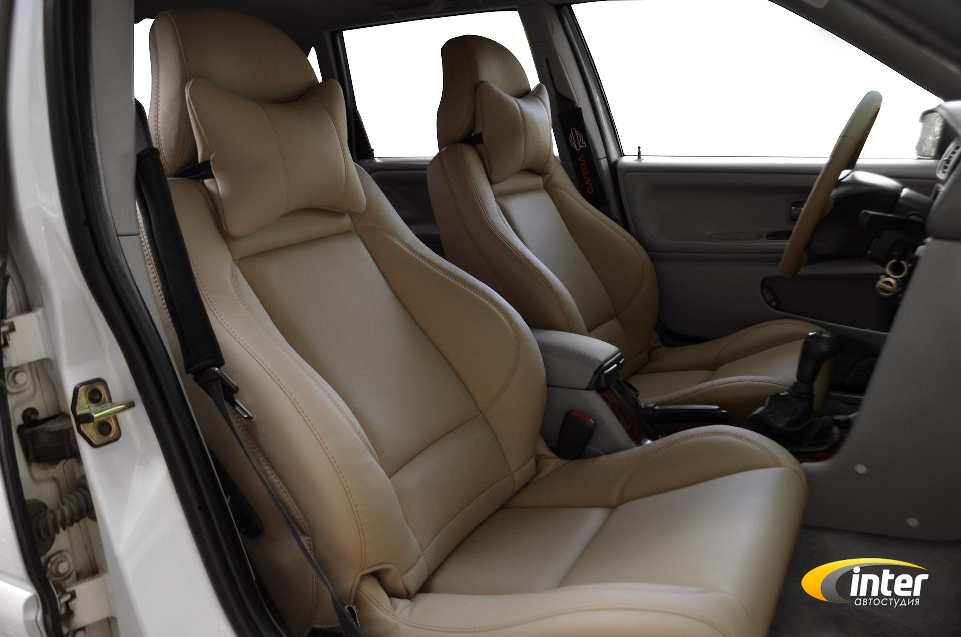автомобиль вольво сиденье фото