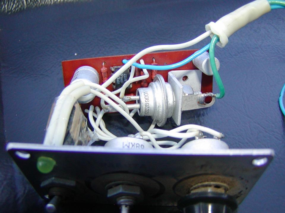 Электрик говорит, что схема