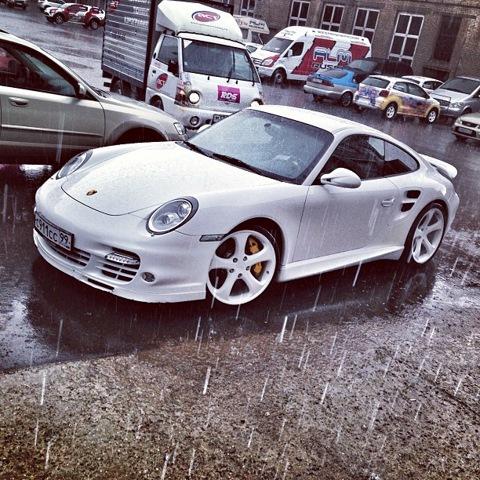 Еще один автомобиль Михаила Лепехова : )