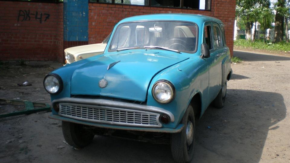 Москвич 423