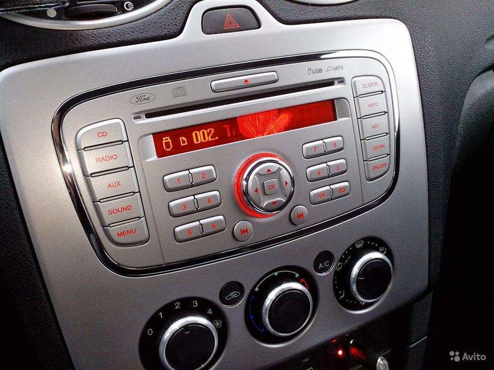 Как сделать громкую связь в форд фокус 3