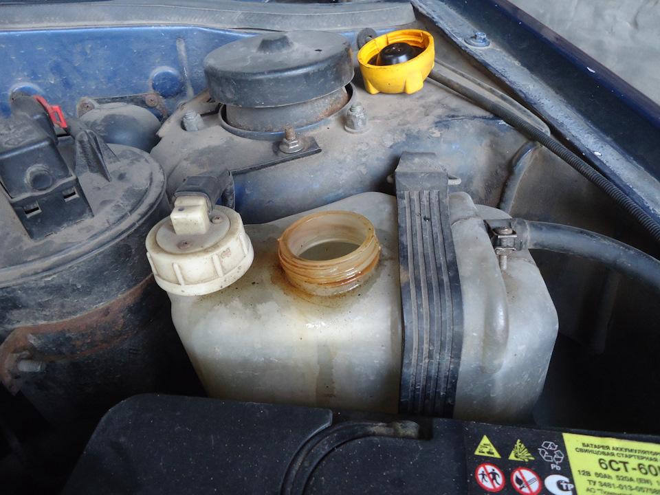 8028685s 960 - Замена охлаждающей жидкости на ваз 2114 замена антифриза/тосола