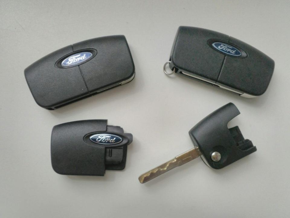 Как работает ключ от форд