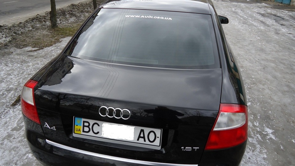 Audi A4 B6 E8 18t Bfb 5мкпп Drive2