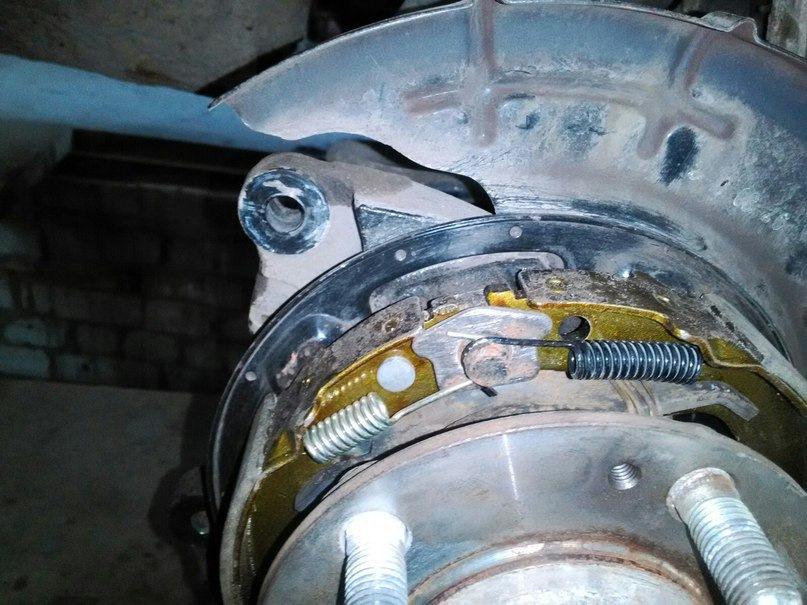 Замена тормозных колодок на киа церато