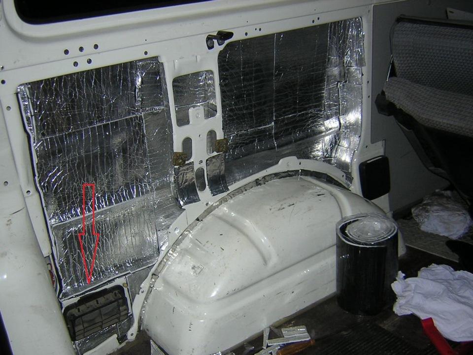 вентиляция для фольксваген транспортер