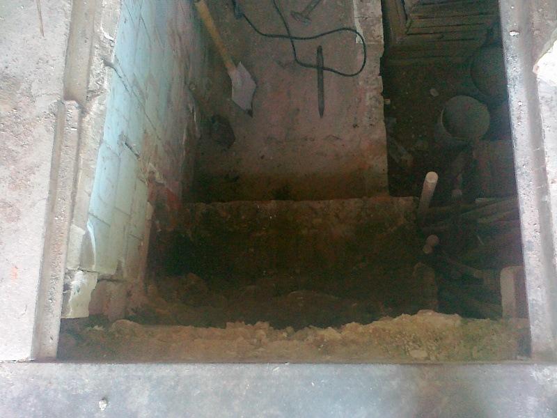 Как сделать смотровую яму в гараже 72