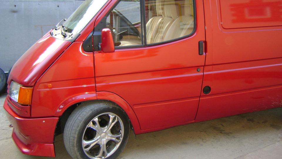 Форд транзит 1991 фото