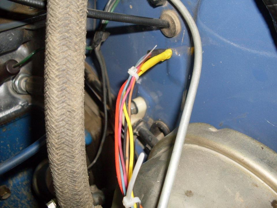КДД-1. Прокладываем провода в
