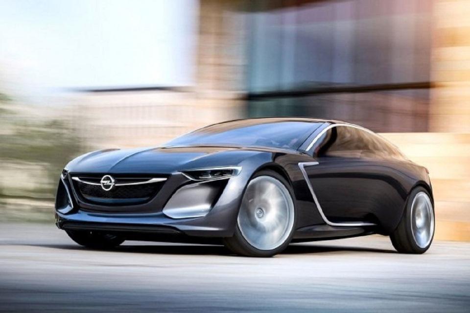 концепт автомобили opel 2014