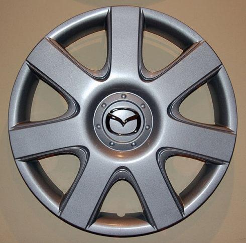 mazda 3 разболтовка колес