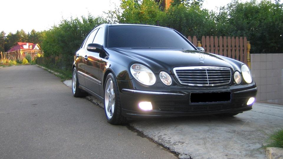 Mercedes benz e class e500 drive2 for Mercedes benz e class e500