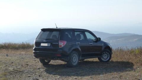Subaru forester sh запчасти