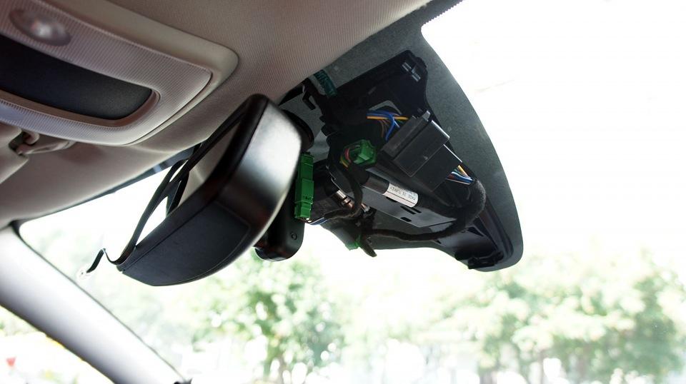 Где в машине установить видеорегистратор