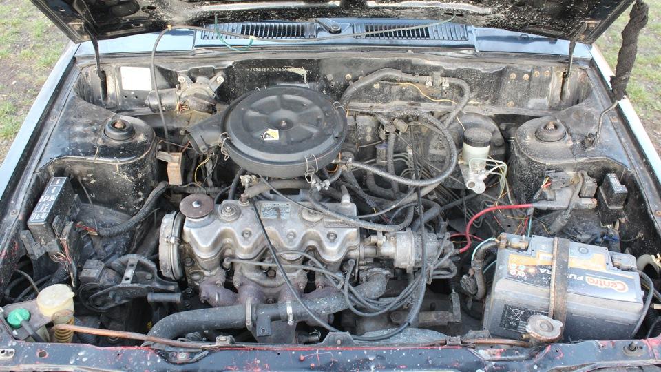 двигатель nissan e16
