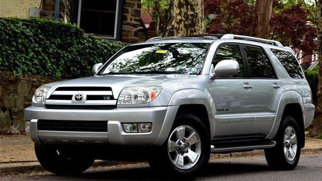 Toyota 4runner V8 4 7 Otlichnyj Apparat Drive2