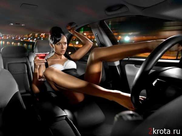 Как правильно сидеть за рулем автомобиля!