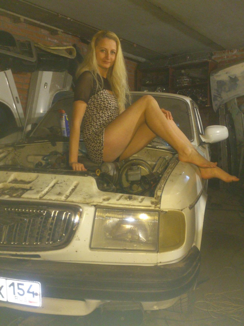 Моя помощница))