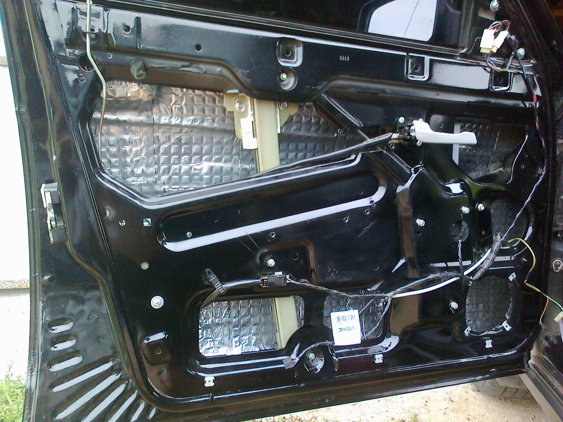 Шумоизоляция форд-фокус-2 своими руками