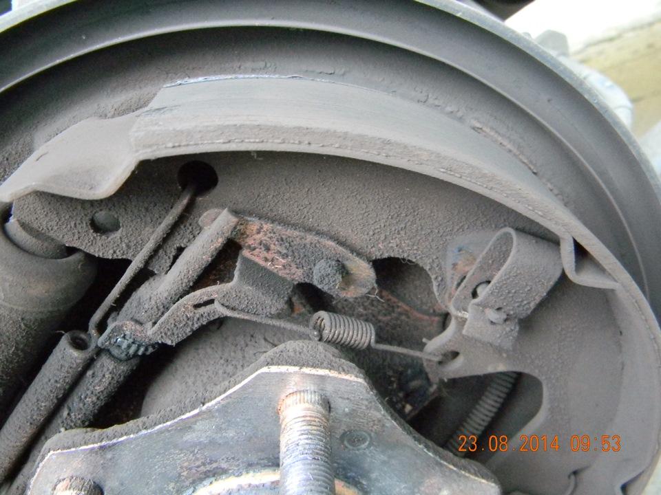 Замена тормозных колодок своими руками сузуки гранд витара 15