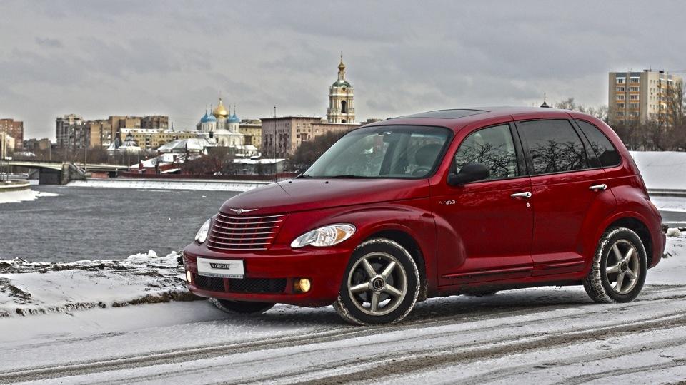 chrysler pt cruiser отзыв об автомобили: