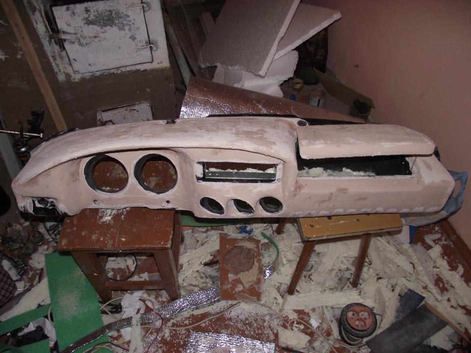 Изготовление торпедо в авто своими руками - Viptxt.Ru