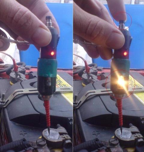 Как сделать контрольку с лампочки