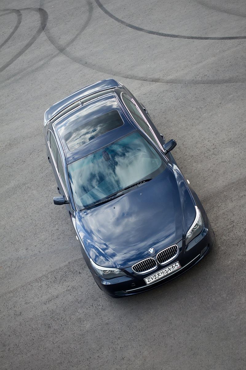 что такое ds на BMW e60