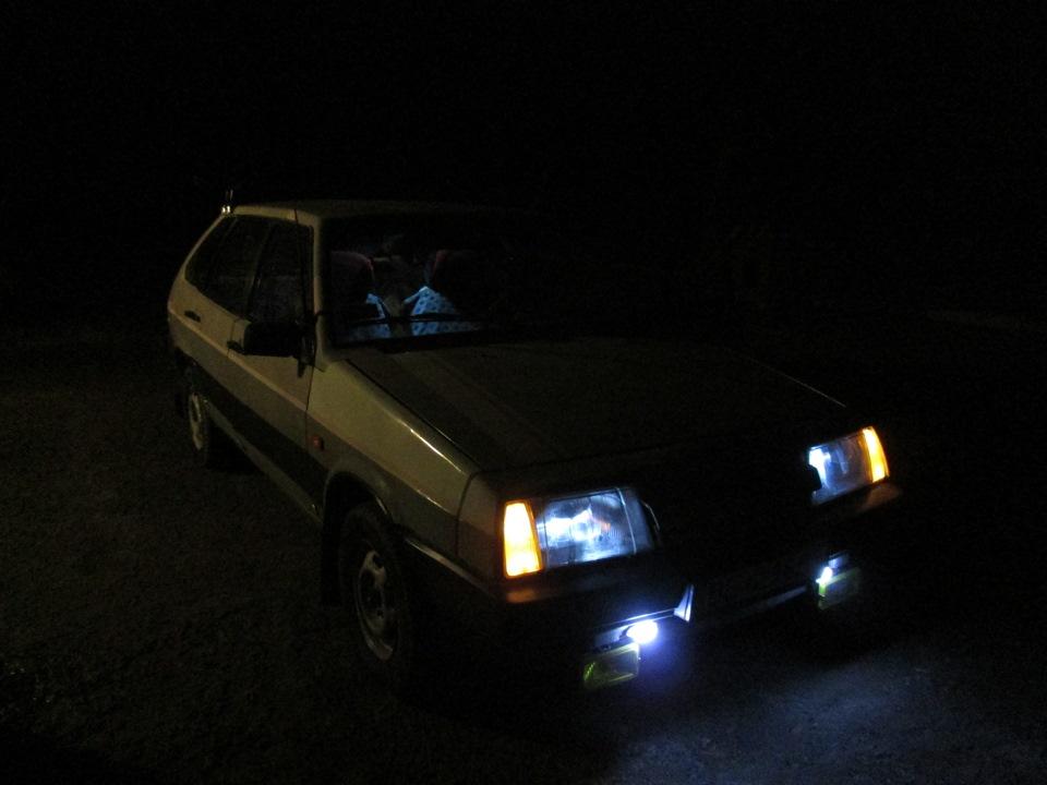 Авто и светодиоды своими руками на